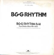 B and G Rhythm